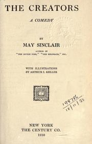 Cover of: The creators by May Sinclair