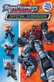 Cover of: Transformers Armada Official Guide Book | Michael Teitelbaum