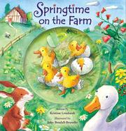 Cover of: Springtime On the Farm by John Bendall-Brunello