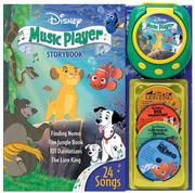 Cover of: Disney  Music Player Storybook | Sarah Heller