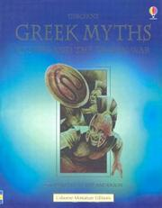 Cover of: Greek Myths: Ulysses and the Trojan War (Greek Myths: Ulysses & the Trojan War) | Anna Claybourne