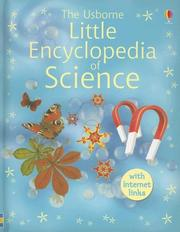 Cover of: The Usborne Little Encyclopedia of Science | Anna Claybourne