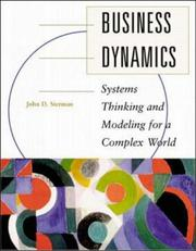 Cover of: Business Dynamics | John D. Sterman