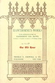Cover of: Hawthorne's Works by Nathaniel Hawthorne