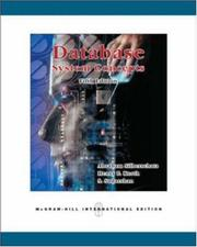 Cover of: Database System Concepts | Korth