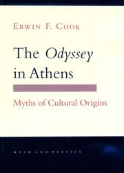 Cover of: The Odyssey in Athens | Erwin F. Cook