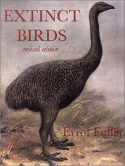 Cover of: Extinct birds | Errol Fuller