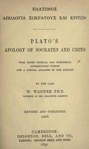 "an analysis of socrates apology The apology recreates the speech that socrates made during the trial the term ""apology"" as used in the times of socrates and plato differs from the common modern usages of the word in the case of plato's text it comes from the greek ""apologia"" which means a defense, or a speech which has as its objective presenting a defense."
