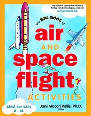 Cover of: The Big Book of Air & Space Activities by Jani Macari Pallis