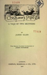 Cover of: Chats over a pipe | James Glass