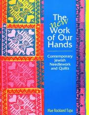 Cover of: The new work of our hands by Mae Rockland Tupa