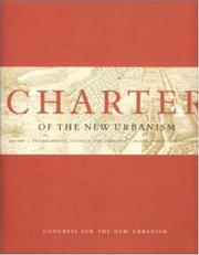 Cover of: Charter of The New Urbanism | Congress for the New Urbanism
