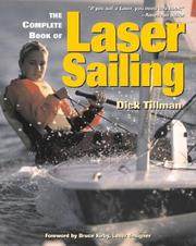 Cover of: The Complete Book of Laser Sailing | Richard L. Tillman