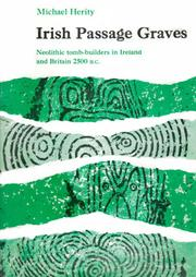 Cover of: Irish passage graves | Michael Herity