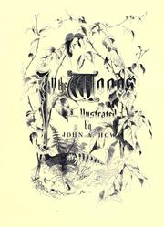 Cover of: In the woods with Bryant, Longfellow, and Halleck | John Augustus Hows