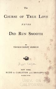 The course of true love never did run smooth'By what techniques does ...