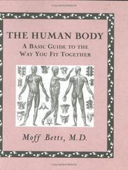 Cover of: The Human Body | Moff Betts