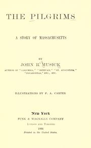 Cover of: The Pilgrims | John R. Musick