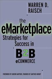 Cover of: The eMarketplace | Warren Raisch