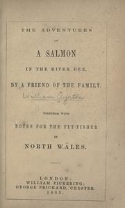 Cover of: The adventures of a salmon in the river Dee | William Ayrton