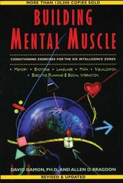 Cover of: Building mental muscle | David Gamon