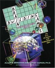 Cover of: Brain Building Games by David Gamon