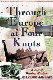 Cover of: Through Europe at Four Knots | Les Horn