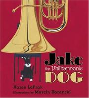 Cover of: Jake the Philharmonic Dog | Karen LeFrak