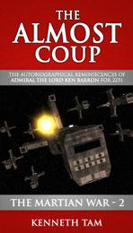 Cover of: The almost coup by Kenneth Tam