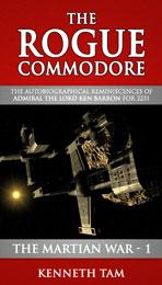 Cover of: The Rogue Commodore by Kenneth Tam