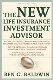 Cover of: New Life Insurance Investment Advisor | Ben Baldwin