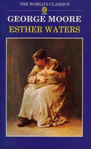 Cover of: Esther Waters by George Moore