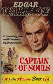 Cover of: Captain of souls by Edgar Wallace