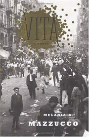 Cover of: Vita by Melania G. Mazzucco