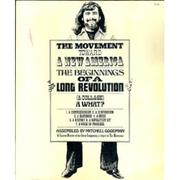 Cover of: The Movement Toward a New America by Mitchell Goodman