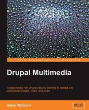 Cover of: Drupal Multimedia | Winborn, Aaron