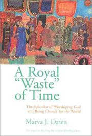 "Cover of: A Royal ""Waste"" of Time 