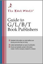 Cover of: The Nitch Witch's Guide to GLBT Book Publishers | Mary Ellen Waszak