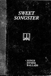 Cover of: The sweet songster by Edward W. Billups