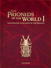 Cover of: The Prionids of the World | Ivo Jeniš