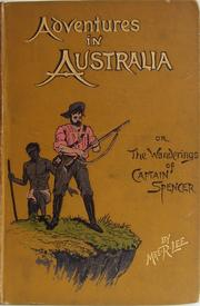 Cover of: Adventures in Australia: | Mrs. R. Lee