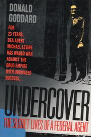Cover of: Undercover | Donald Goddard