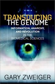 Cover of: Transducing the Genome by Gary Zweiger
