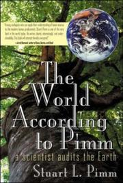 Cover of: The World According To Pimm | Stuart Pimm