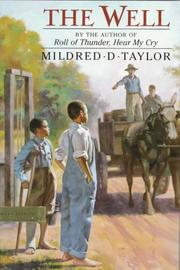 Cover of: The Well | Mildred D. Taylor