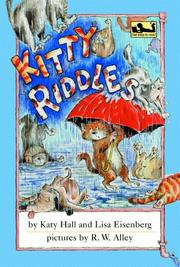 Cover of: Kitty riddles | Katy Hall