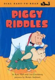 Cover of: Piggy riddles by Katy Hall