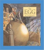Cover of: The Egg (Modern Gems) | M.P. Robertson