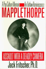 Cover of: Mapplethorpe by Jack Fritscher