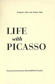 Cover of: Life with Picasso by Françoise Gilot